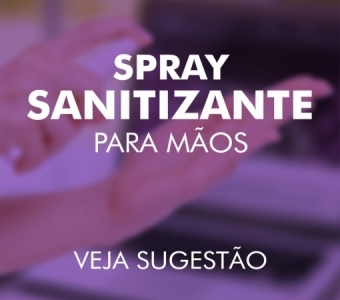 "Featured image for ""Spray Sanitizante para Mãos"""
